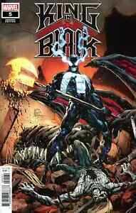 Marvel - KING IN BLACK # 5 (OF 5) STEGMAN SPOILER VAR