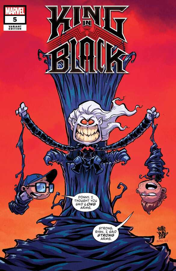 Marvel - King In Black # 5 Young Varint