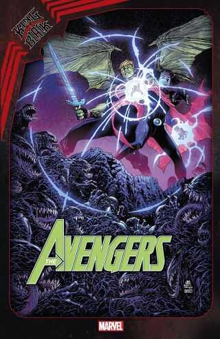 Marvel - KING IN BLACK AVENGERS TPB