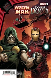 Marvel - King In Black Iron Man Doctor Doom # 1