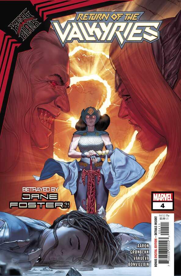 Marvel - KING IN BLACK RETURN OF VALKYRIES # 4 (OF 4)