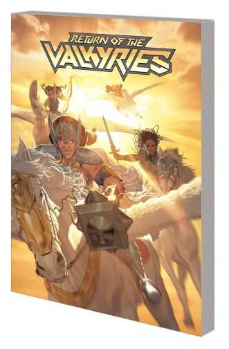 Marvel - KING IN BLACK RETURN OF VALKYRIES TPB