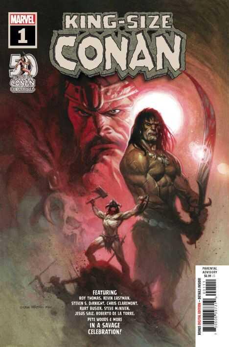Marvel - King Size Conan # 1