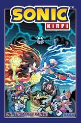Presstij - Kirpi Sonic Cilt 2 Dr Eggman'in Kaderi