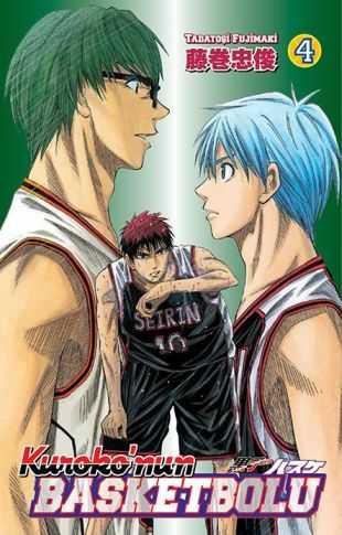 Gerekli Şeyler - Kuroko'nun Basketbolu Cilt 4