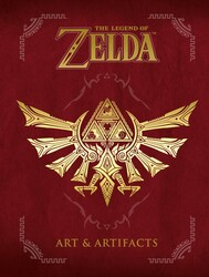 Dark Horse - Legend Of Zelda Art & Artifacts HC