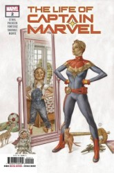 Marvel - Life of Captain Marvel # 2