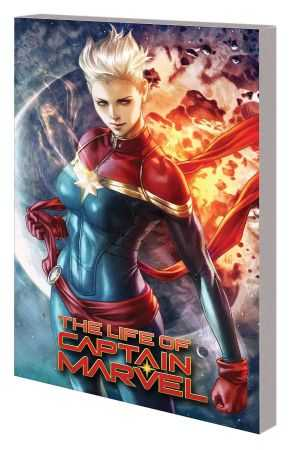 Marvel - Life Of Captain Marvel TPB