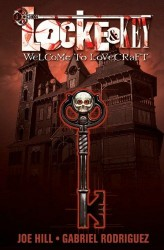 IDW - Locke & Key Vol 1 Welcome to Lovecraft TPB