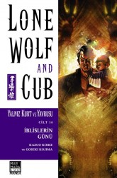 Marmara Çizgi - Lone Wolf And Cub - Yalnız Kurt Ve Yavrusu Cilt 14 İblislerin Günü
