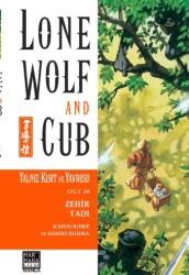 Marmara Çizgi - Lone Wolf And Cub - Yalnız Kurt Ve Yavrusu Cilt 20 Zehir Tadı