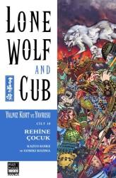 Marmara Çizgi - Lone Wolf And Cub - Yalnız Kurt Ve Yavrusu Cilt 10 Rehine Çocuk