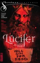 Vertigo - Lucifer Vol 1 The Infernal Comedy TPB