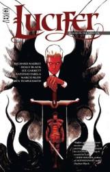 Vertigo - Lucifer Vol 3 Blood In The Streets TPB