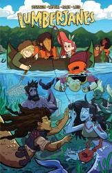 Boom - Lumberjanes Vol 5 Band Together TPB