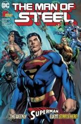 DC - Man Of Steel # 1