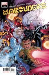Marvel - Marauders # 10