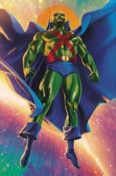 DC - Martian Manhunter # 12 Variant