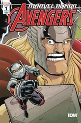 IDW - Marvel Action Avengers (2020) # 1