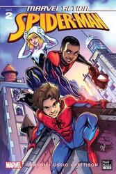 Marmara Çizgi - Marvel Action Spider-Man Sayı 2