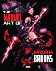 Marvel - Marvel Monograph Art Of Mark Brooks TPB