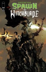 Image - Medieval Spawn Witchblade # 3