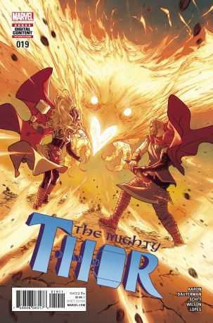 Marvel - Mighty Thor # 19