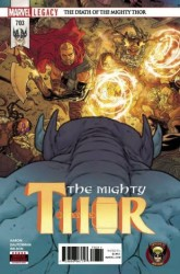 Marvel - Mighty Thor # 703