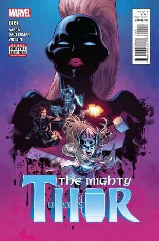 Marvel - Mighty Thor # 9