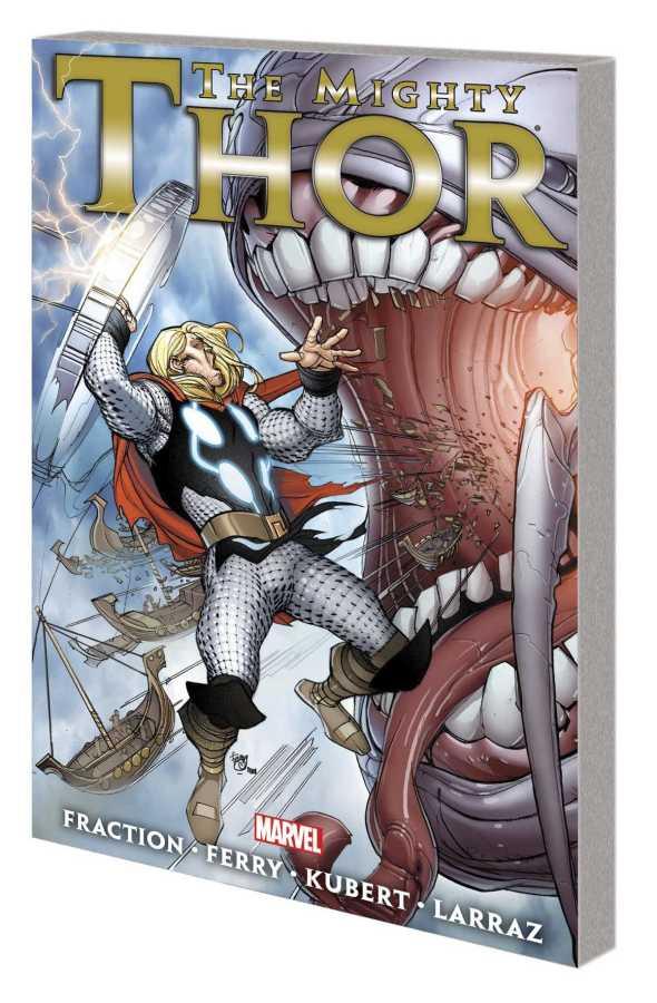 Marvel - Mighty Thor By Matt Fraction Vol 2 TPB