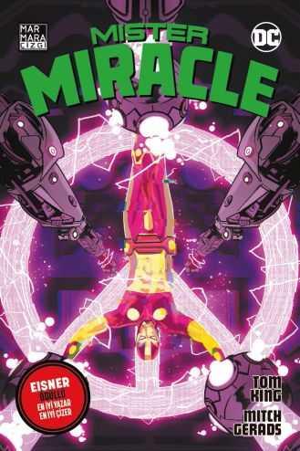 Marmara Çizgi - Mister Miracle Cilt 2