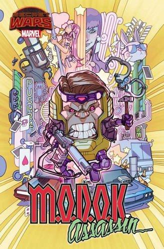 Marvel - M.O.D.O.K. Assassin Warzones! TPB