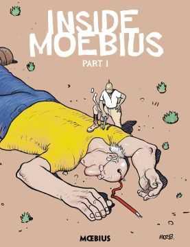 Dark Horse - Moebius Library Inside Moebius Part 1 HC