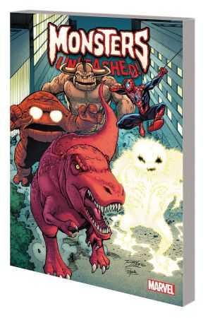 Marvel - Monsters Unleashed Battlegrounds TPB