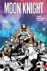Marmara Çizgi - Moon Knight Cilt 3 Doğum Ve Ölüm