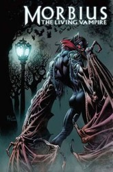 Marvel - Morbius The Living Vampire # 1 Hotz Variant