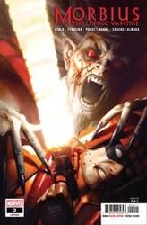 Marvel - Morbius The Living Vampire # 2