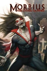 Marvel - Morbius The Living Vampire Vol 1 Old Wounds TPB