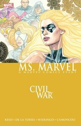 Marvel - Ms Marvel Vol 2 Civil War TPB