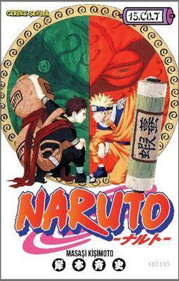 Gerekli Şeyler - Naruto Cilt 15