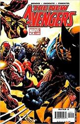 Marvel - New Avengers (2005 1st Series) # 19
