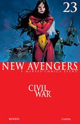Marvel - New Avengers (2005 1st Series) # 23