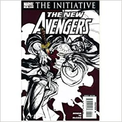 Marvel - New Avengers (2005 1st Series) # 30