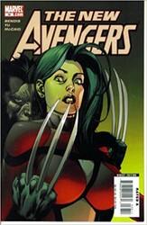 Marvel - New Avengers (2005 1st Series) # 36
