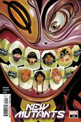 Marvel - New Mutants # 10