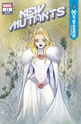Marvel - New Mutants # 13 Peach Momoko Variant