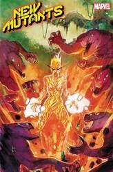 Marvel - New Mutants # 8