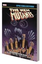Marvel - New Mutants Epic Collection Demon Bear Saga TPB
