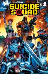 DC - New Suicide Squad (New 52) # 1