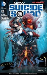 DC - New Suicide Squad (New 52) # 6